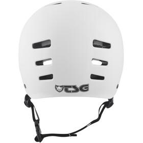 TSG Evolution Injected Color Helmet injected white